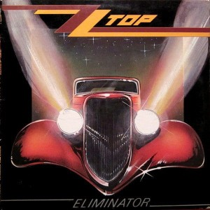 ZZ TOP - ELIMINATOR (RED COLOURED VINYL) - LIMITED