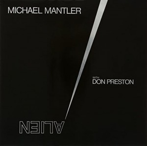 MANTLER, MICHAEL - ALIEN