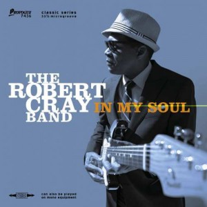 ROBERT CRAY BAND, THE - IN MY SOUL LP