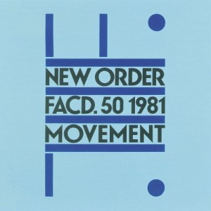 NEW ORDER - MOVEMENT (LP REMASTER)