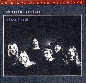 ALLMAN BROTHERS BAND - IDLEWILD SOUTH (GOLD CD)