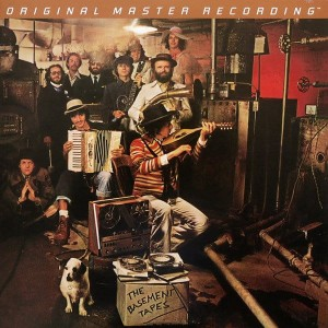 DYLAN, BOB AND THE BAND - THE BASEMENT TAPES (NUMBERED LIMITED EDITION 180G VINYL 2LP)
