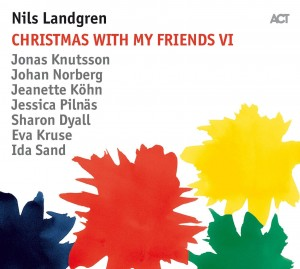 LANDGREN, NILS  - CHRISTMAS WITH MY FRIEND