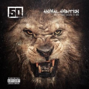 50 CENT - ANIMAL AMBITION: AN UNTAMED DESIRE TO WIN 2LP
