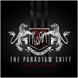 KORN - THE PARADIGM SHIFT WORLD TOUR