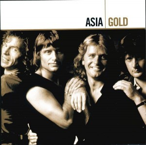 ASIA - GOLD (REMASTERED)