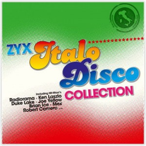 SKŁADANKA - ZYX ITALO DISCO COLLECTION VOL. 1