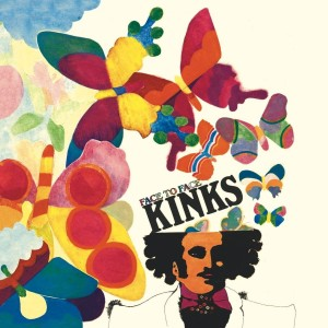 KINKS THE - FACE TO FACE