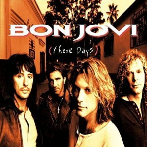 BON JOVI - THESE DAYS 2LP