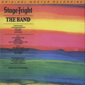 BAND - STAGE FRIGHT (HYBRID SACD)