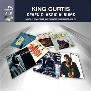 KING CURTIS - SEVEN CLASSIC ALBUMS