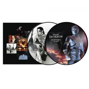 JACKSON, MICHAEL - HISTORY: CONTINUES PICTURE DISC