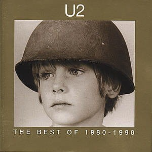 U2 - THE BEST OF 1980 - 1990 (REMASTERED) 2LP