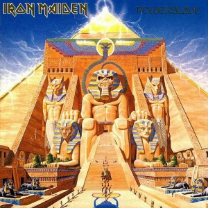 IRON MAIDEN - POWERSLAVE (LIMITED)