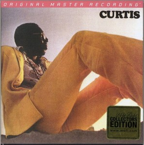 MAYFIELD, CURTIS - CURTIS (NUMBERED LIMITED EDITION GOLD CD)