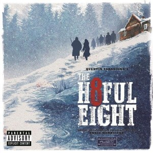 SOUNDTRACK - THE HATEFUL EIGHT (NIENAWISTNA ÓSEMKA)