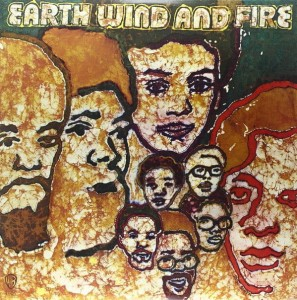 EARTH, WIND & FIRE - EARTH, WIND & FIRE