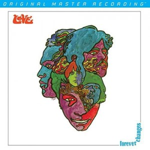LOVE - FOREVER CHANGES (NUMBERED LIMITED EDITION HYBRID SACD)