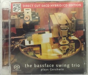 BASSFACE SWING TRIO - PLAYS GERSHWIN