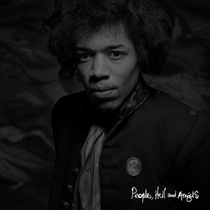 HENDRIX, JIMI - PEOPLE, HELL & ANGELS