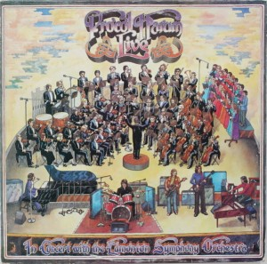 PROCOL HARUM - LIVE IN CONCERT WITH THE EDMONTON
