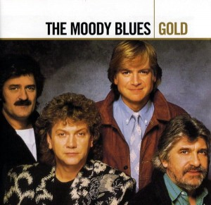MOODY BLUES - GOLD (REMASTERED)