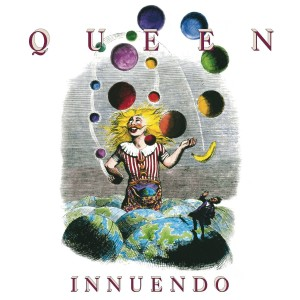 QUEEN - INNUENDO 2LP LTD.