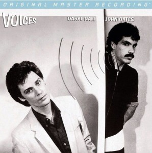 HALL AND OATES - VOICES (NUMBERED LIMITED EDITION 180G VINYL LP)