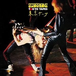 SCORPIONS - TOKYO TAPES - LIVE (2LP/2CD)