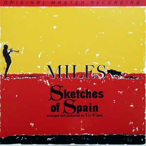DAVIS, MILES - SKETCHES OF SPAIN (NUMBERED LIMITED EDITION 180G VINYL LP)