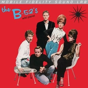 B-52'S - WILD PLANET (NUMBERED LIMITED EDITION VINYL LP)