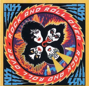 KISS - ROCK AND ROLL OVER (REMASTERED)