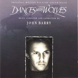 SOUNDTRACK - DANCES WITH WOLVES - ORIGINAL MOTION PICTURE SOUNDTRACK