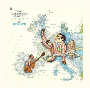 BRUBECK, DAVE QUARTET - IN EUROPE