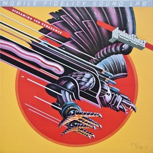 JUDAS PRIEST - SCREAMING FOR VENGEANCE (NUMBERED LIMITED EDITION VINYL LP)