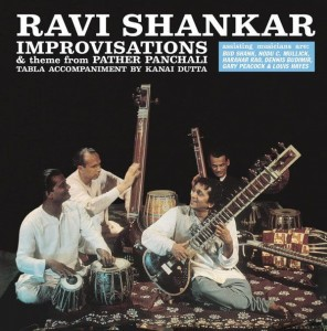 SHANKAR, RAVI - IMPROVISATIONS AND THEME FROM PATHER PANCHALI