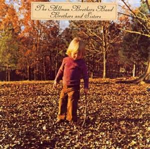 ALLMAN BROTHERS BAND - BROTHES AND SISTERS LP LTD.