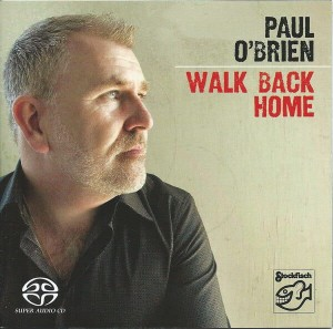 O'BRIEN, PAUL - WALK BACK HOME