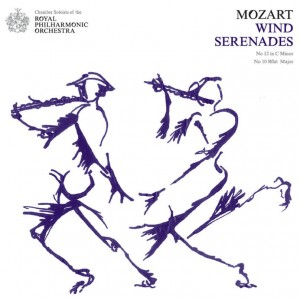 CHAMBER SOLOISTS OF THE RPO - MOZART WIND SERENADES
