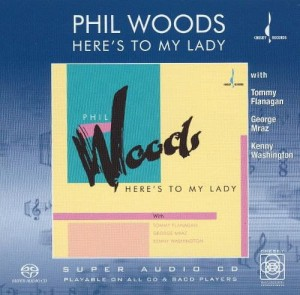 WOODS, PHIL - HERE'S TO MY LADY