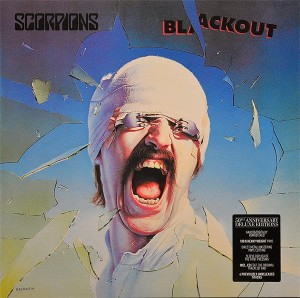 SCORPIONS - BLACKOUT (LP/CD)
