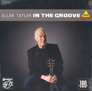 TAYLOR, ALLAN - IN THE GROOVE