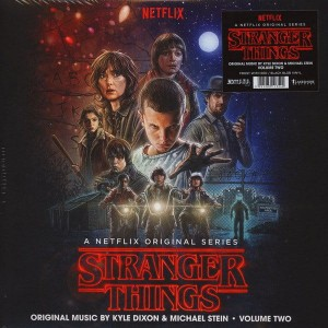 SOUNDTRACK - STRANGER THINGS VOLUME TWO