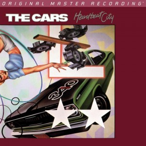 CARS - HEARTBEAT CITY (NUMBERED LIMITED EDITION HYBRID SACD)