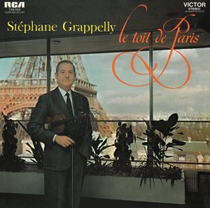 GRAPPELLI, STEPHANE - LE TOIT DE PARIS