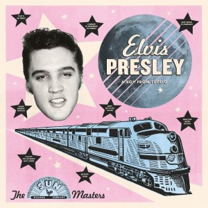 PRESLEY, ELVIS - A BOY FROM TUPELO: THE SUN MASTERS