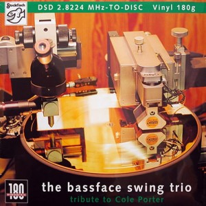 BASSFACE SWING TRIO - A TRIBUTE TO COLE PORTER