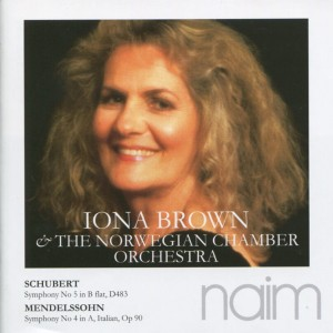 BROWN, IONA AND THE NORWEGIAN CHAMBER ORCH - VOL. 2