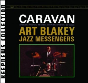BLAKEY, ART - CARAVAN (KEEPNEWS)
