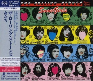 ROLLING STONES - SOME GIRLS